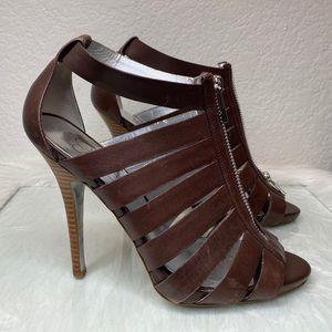 "Jessica Simpson  Sz 7.5  - 5"" Heels with peep toe"